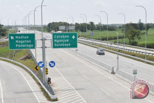 Tol Kertosono-Wilangan mulai difungsikan 9 Juni