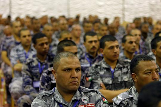 Satu tewas, 16 orang cedera dalam baku tembak di Jordania