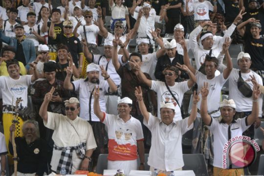 Kampanye cagub Bali