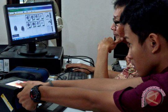 Pembuatan KTP elektronik