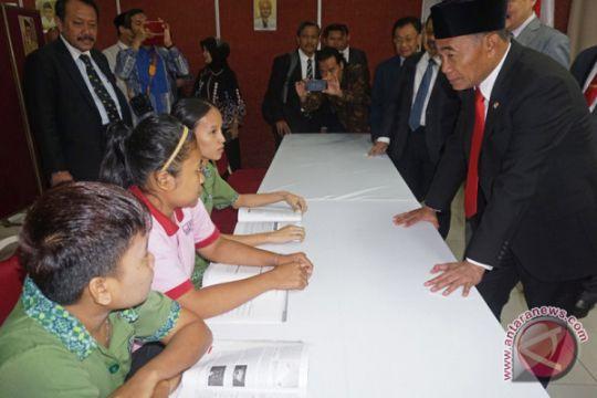 Mendikbud dialog dengan siswa PKBM