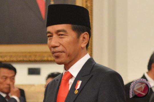Jokowi ibaratkan medsos media tanpa redaksi