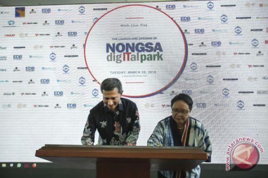 Pembukaan Nongsa Digital Park