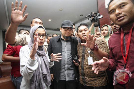 Pemeriksaan Tim Pemantau kasus Novel Baswedan