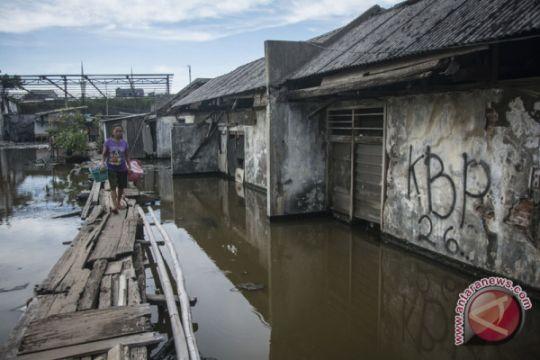 Penurunan muka tanah Jakarta