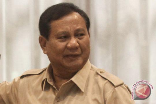 Partai Gerindra akan deklarasikan Prabowo Capres bulan April
