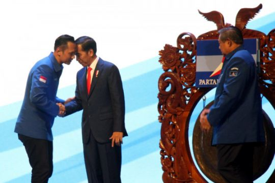 Survei: AHY tertinggi apabila Prabowo batal maju