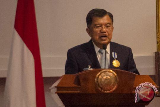 Jusuf Kalla: Otonomi bukan hanya soal kewenangan