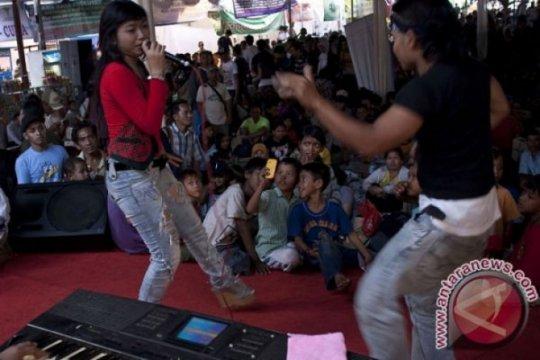 Polda periksa Wakil Ketua DPRD Kota Tegal gelar konser dangdut