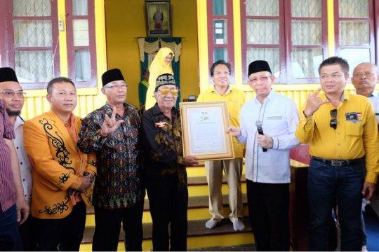 Sultan Sintang bergelar Pangeran Ratu Sri Kusuma Negara V wafat