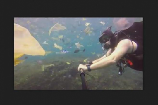 PBB peringati Hari Samudra di tengah laporan ancaman sampah plastik