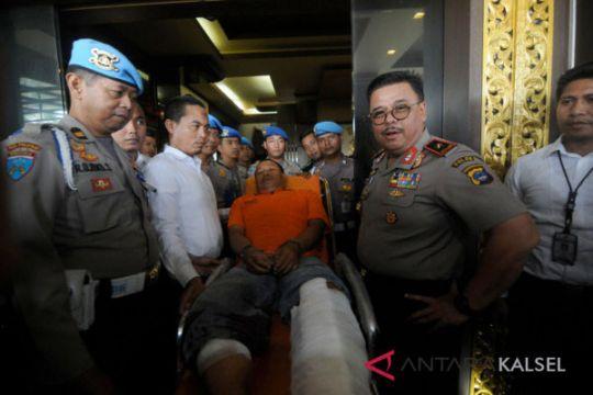 Polda Kalsel musnahkan 2,4 kilogram sabu-sabu