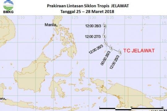 Tekanan rendah  Samudra Pasifik Timur Filipina pengaruhi cuaca  Maluku