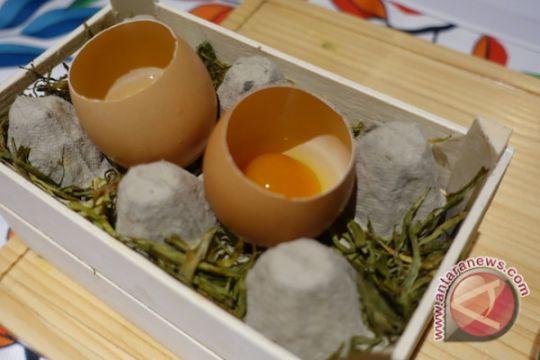 Telur-daging ayam menu tepat saat kerja dari rumah, karena COVID-19