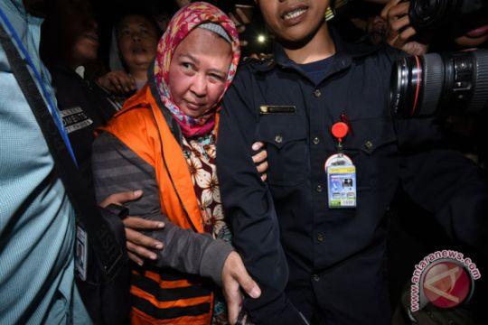 KPK tahan hakim-panitera PN Tangerang