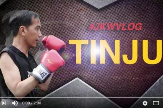 "Partai all out ""Rematch"" Jokowi vs Prabowo"