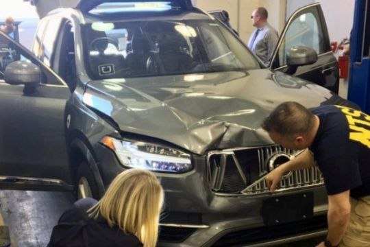 IIHS: Penggunaan ganja legal naikkan angka kecelakaan mobil