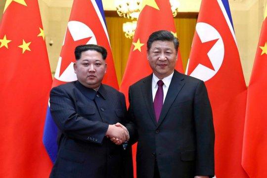 China dukung Korut selesaikan masalah di Semenanjung Korea