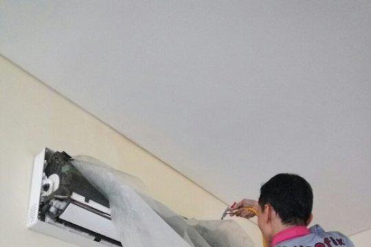 Teknisi AC bersertifikat diperbanyak guna lindungi ozon