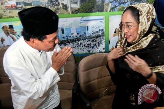 Sukmawati Soekarnoputri kunjungi PWNU Jatim