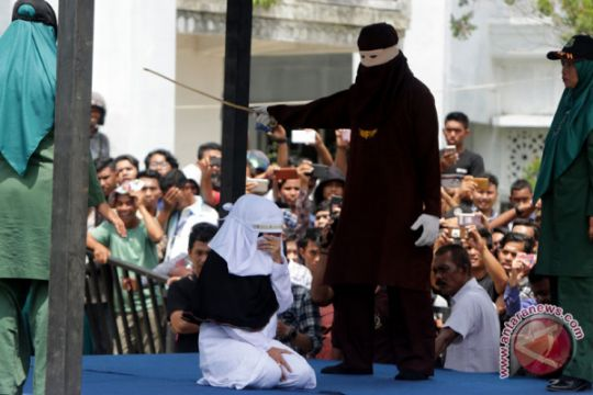 Hukum cambuk Aceh
