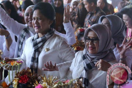 Mufidah Jusuf Kalla kunjungi Puskesmas Petang-Badung