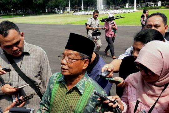 Ulama Jabar soal temu dengan Jokowi: bahas masalah umat