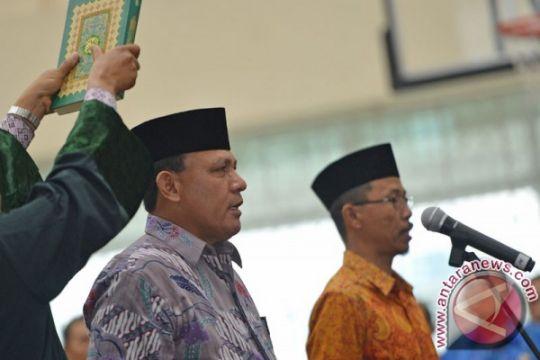 KPK lantik Deputi Penindakan dan Direktur Penuntutan