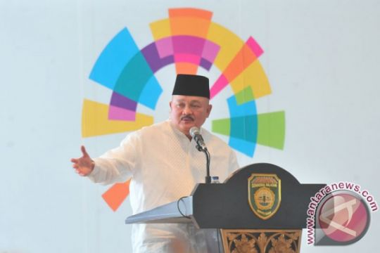 Alex Noerdin: Jakabaring harus bersih jelang Asian Games 2018