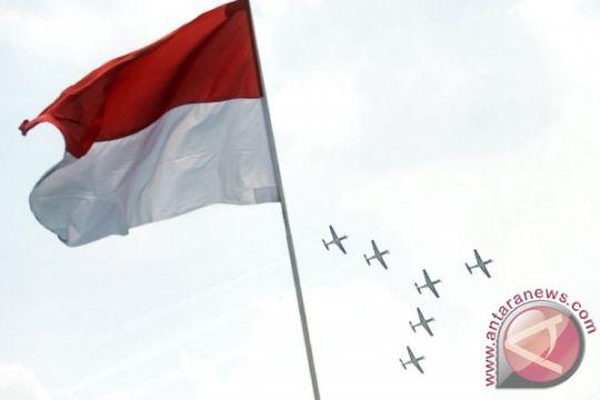 TNI AU kurangi demo udara pada perayaan HUT ke-72