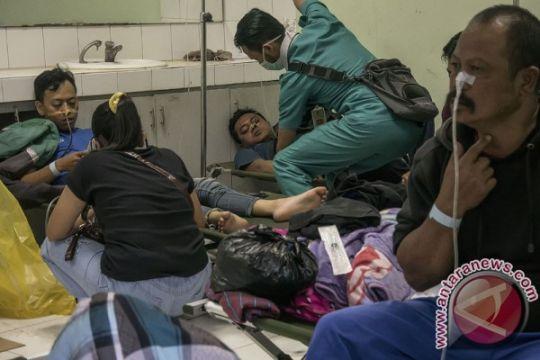 Lima pria paruh baya di Bekasi tewas diduga pascamengonsumsi miras