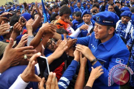 AHY kunjungi Sultan Kutai