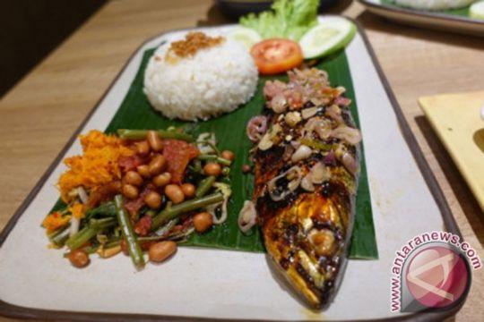 Sajian otentik Bali-Lombok di jantung kota Jakarta