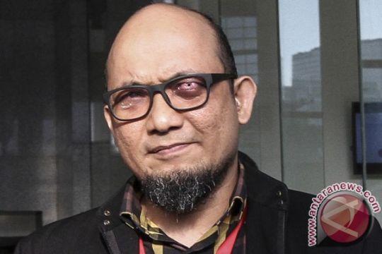 KPK: Novel Baswedan belum bisa kembali bekerja