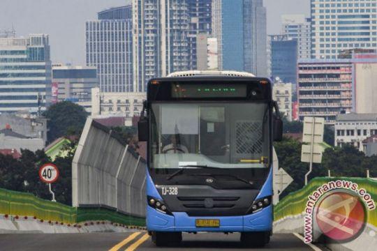 Transjakarta tambah armada rute wisata selama Lebaran