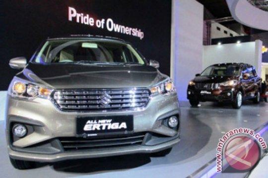 Suzuki mulai ekspor Ertiga ke Amerika Latin, Meksiko jadi pasar utama