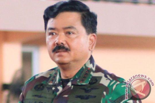 Panglima tegaskan TNI siap bantu amankan pilkada