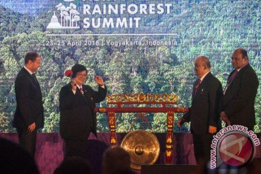Pengelolaan hutan era Jokowi disampaikan ke dunia
