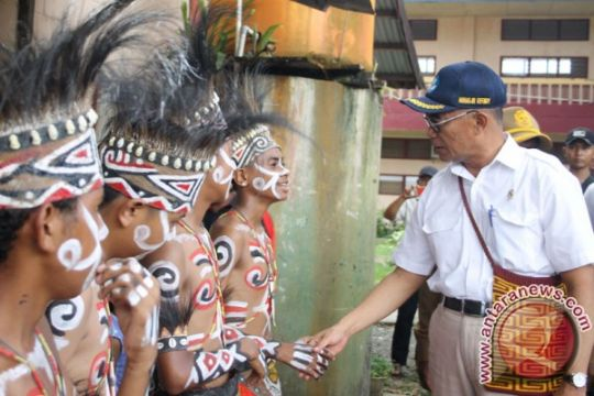 UNBK SMP di Indonesia baru 62 persen
