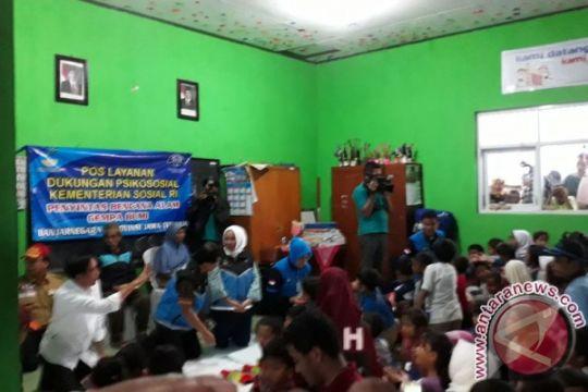 Gempa susulan di Banjarnegara cenderung menurun