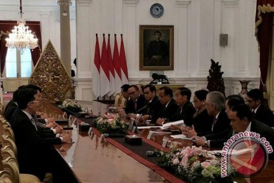 Presiden terima Kepala Eksekutif Hong Kong