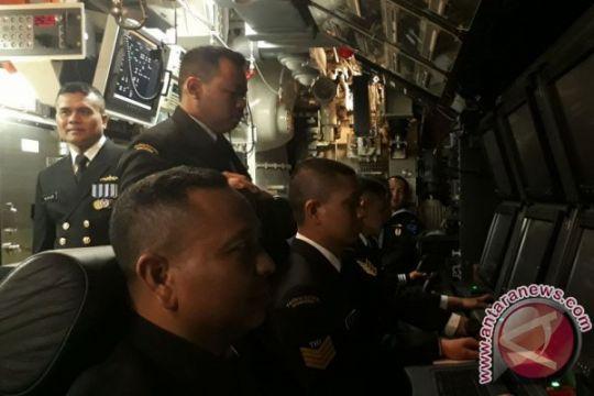 Kapuspen: penambahan kapal selam dukung stabilitas kawasan