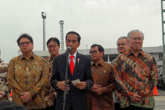 Bertemu Alumni 212 bukti Jokowi negarawan