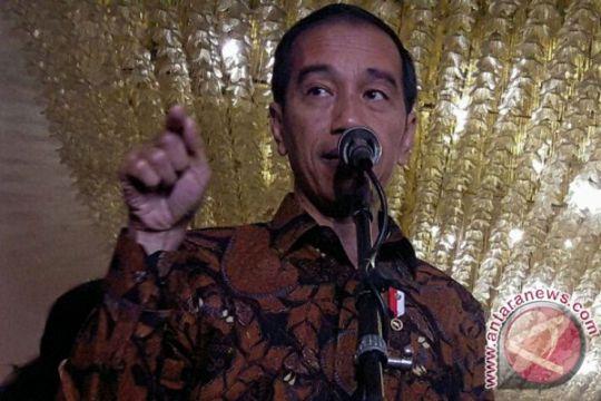 Survei Indikator: Jokowi unggul berhadapan dengan Prabowo