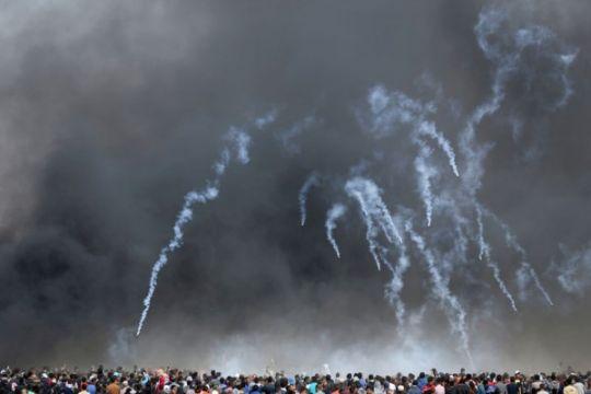 Israel bunuh tiga pengunjuk rasa di Gaza