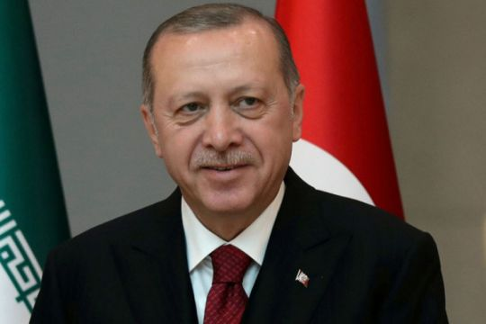Presiden Erdogan: Turki akan buru semua kelompok teror