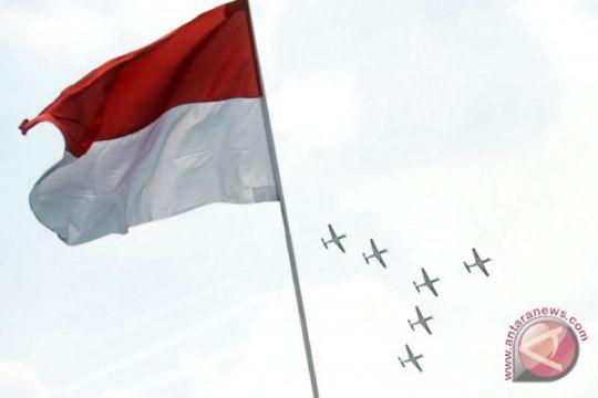 Pesta rakyat HUT TNI AU