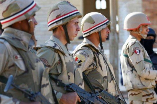 Penyerbuan Sinai Utara menelan sejumlah korban