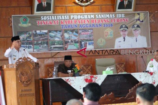 15 lokasi di Bengkulu disasar program sanitasi berbasis masyarakat