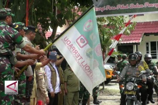 Patroli terpadu pencegahan Karhutla di Kalteng